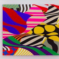 4月15日から東京・初台のHAGIWARA PROJECTSで画家・今井俊介の個展「float」が開催