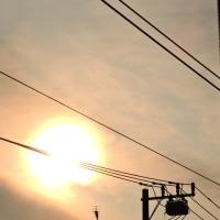 3/28  でも太陽が出た