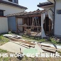 S様邸物置解体他工事(茨城県) ~工事完了~