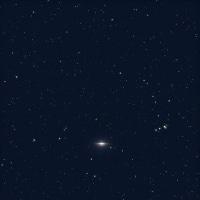 M104ソンブレロ銀河