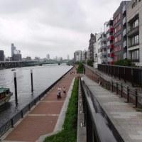 隅田川テラス少しラン。