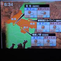 10/22 森田さんの 紅葉見頃時期