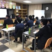 マルホさん&温仙堂さん、社内勉強会で講演
