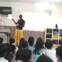 門弟山小学校学童で ど素人活動しました