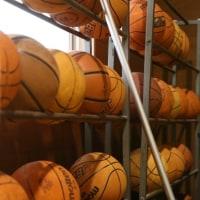 バスケ6年チーム 最後の練習試合