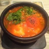 丸ごとトマトチーズスンドゥブ( 東京純豆腐)