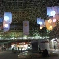 金沢駅のイルミネーション