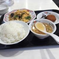 【食録】王将ランチ高円寺店