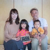 2016年家族写真撮影会