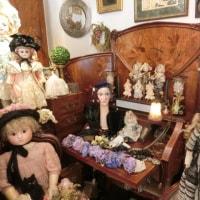 5月1日~5日まで東京プリンスホテルでTHE美術骨董ショーが始まります!直前のジョリエブロカント店内♪