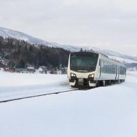 リゾートビューふるさと 十日町雪まつり号 運転