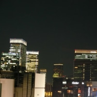 GINZA SIX屋上から見た夜景1