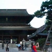 善光寺と軽井沢と諏訪湖1周ウォーキング-1