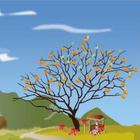 里 の 秋