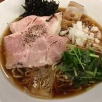 麺やダイニングきかん棒(3)の冷しらあーめん730円(*^▽^)ノ♪