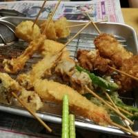 串カツレストラン