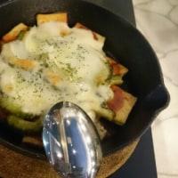 今日の夕食、沖縄料理