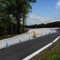 軽井沢のいろいろ 軽井沢の新しい道路・・