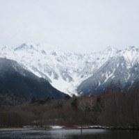 4月27日(木) 上高地の雪形は!?