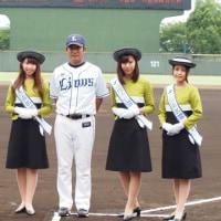 本日は プロ野球イースタン・リーグ公式戦 in 上尾市民球場へ