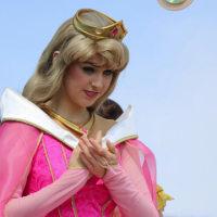 ディズニー・プリンセス オーロラ姫