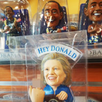 Clinton...