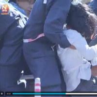 【安倍政権】:沖縄県高江のヘリパッド基地工事を強行再開。 ■機動隊が・・・