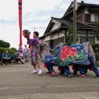 白比古神社秋祭り