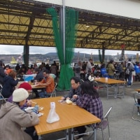 南三陸町「第14回復興グルメF-1大会」に参加しました。