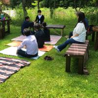 6月17日(土)「山の喫茶店decoy」ワークショップ
