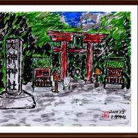 山の辺の道途中 (6)大神神社