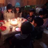 サプライズ♡Hちゃんの誕生会♡
