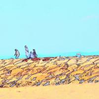 『海辺の家族』
