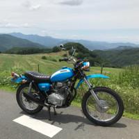 バイクでひとまわり。