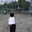 スポーツ巡回指導 平成29年7月20日(金) 静岡市立美和中学校(静岡市)