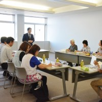 町内民間・公立保育園園長会議を開催いたしました。