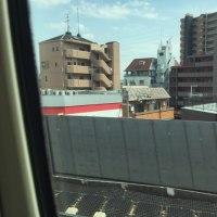 新大阪を出発しました。楽しかったです。
