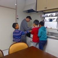 12月4日(日)お寺の子供会