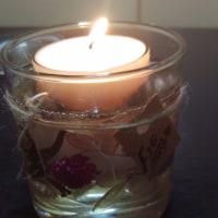 蝋燭とランプのともしび その2