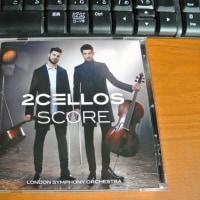 2CELLOS - SCOREアルバムゲット