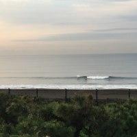 今日の波   10月19日