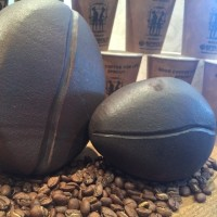 BIG COFFEE BEANS