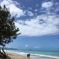 ワイナロアビーチへ