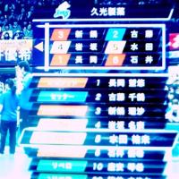 女子ファイナルの優勝はNEC