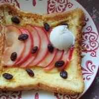 アップルフレンチトースト