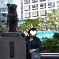 オンニと東京見物ー渋谷ロフト~新宿御苑~スカイツリー