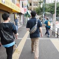 昨日は東京へ