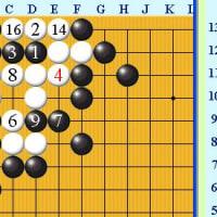 囲碁死活1480囲碁発陽論
