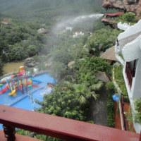 [気温25℃][曇り] ダナンの温泉行ってみた