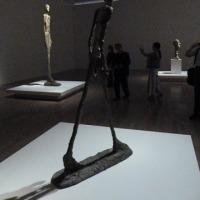 国立新美術館へ・・・「ジャコメッティ展」